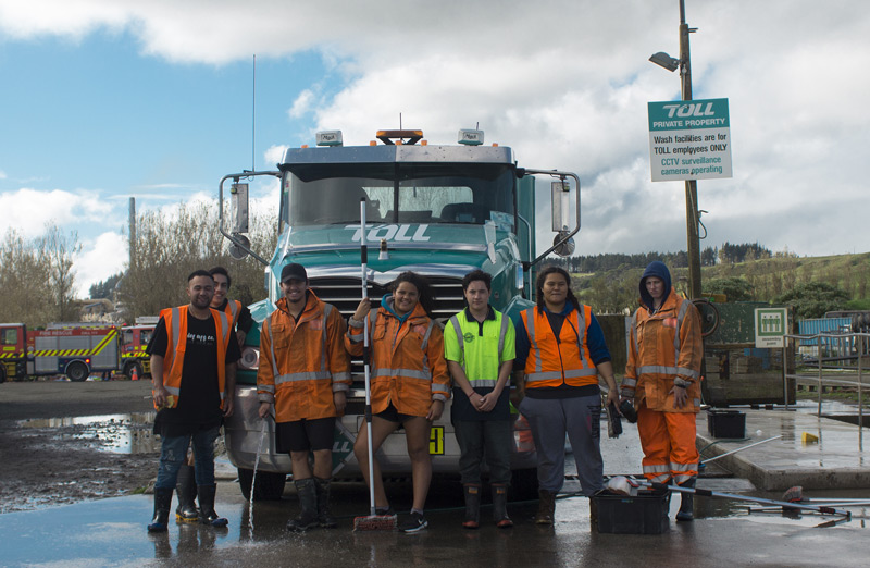 Toll Kaitaia Truck Washing Scheme – Far North REAP